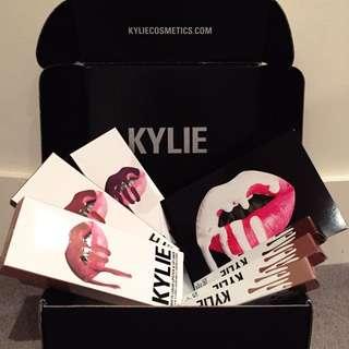 Kylie Cosmetics (Mattes & Metals)