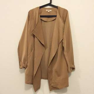 Into Camel Coat