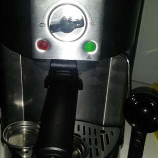 Lumina Coffee Maker.