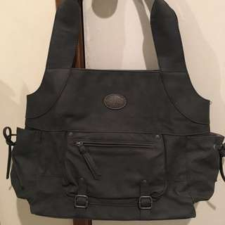 Grey Billabong Handbag