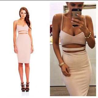 Nookie Size 8 Bridget Dress