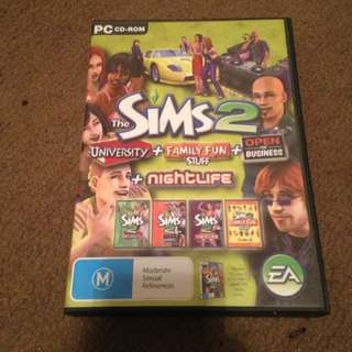 The Sims 2: Expansion Collection