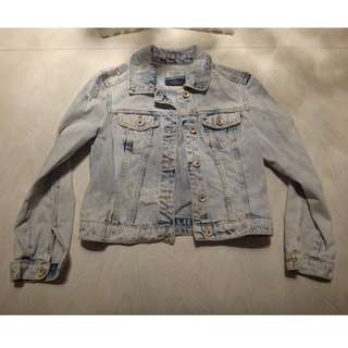 Zara Denim Jacket/Size M