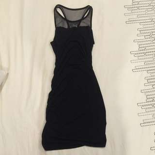 black Sexy Party Dress