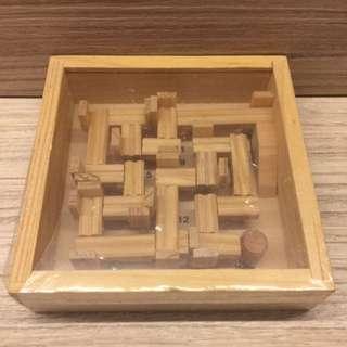 全新 滾珠過橋木盒(包郵)