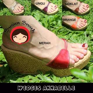 PROMO Wedges Anabelle
