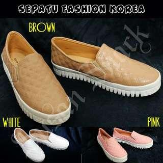 PROMO Sepatu Fashion Korea