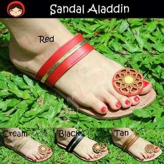 PROMO Sandal Aladdin