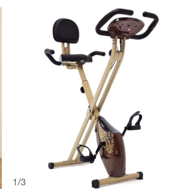 (含運)磁控健身車