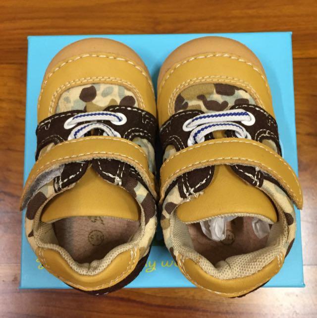 嬰幼兒學布鞋