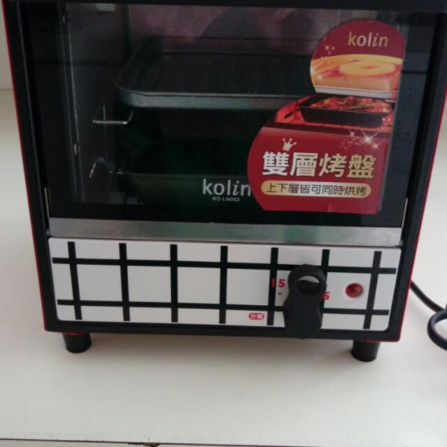 歌林電烤箱