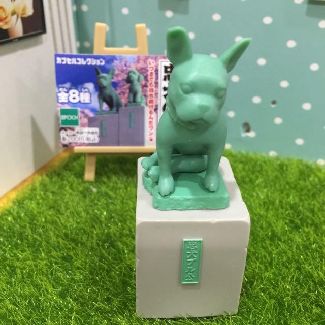 忠犬雕像-法鬥 另售妄想姐姐蛋包飯