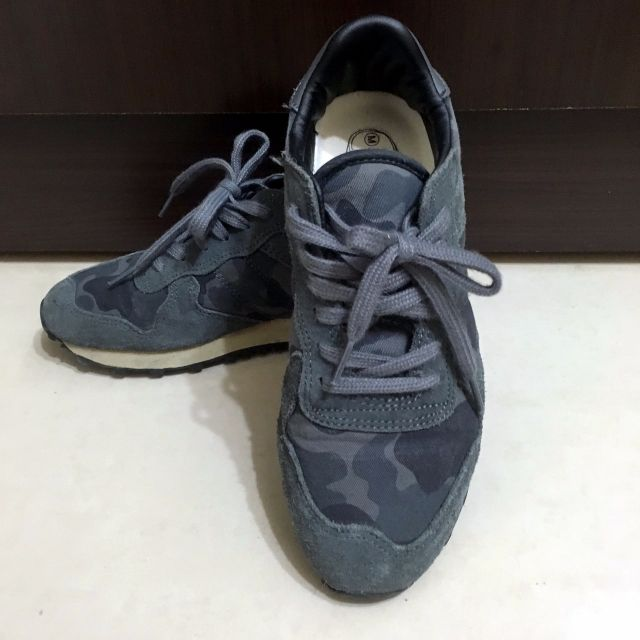 正韓迷彩球鞋 made in korea