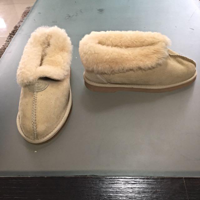 Australian Sheepskin Slippers