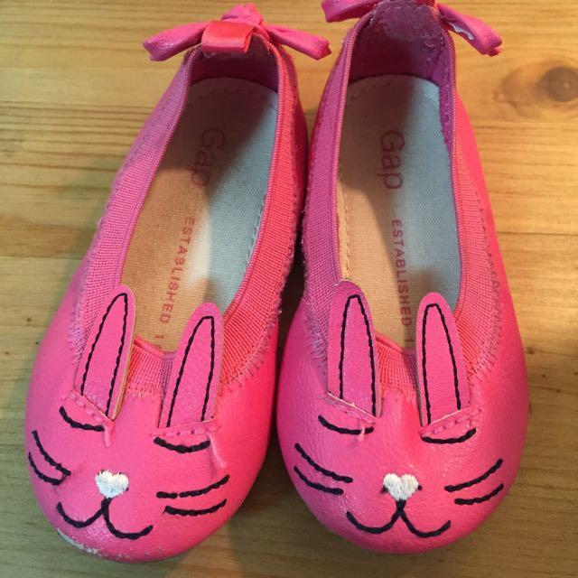 BabyGap 兔子鞋