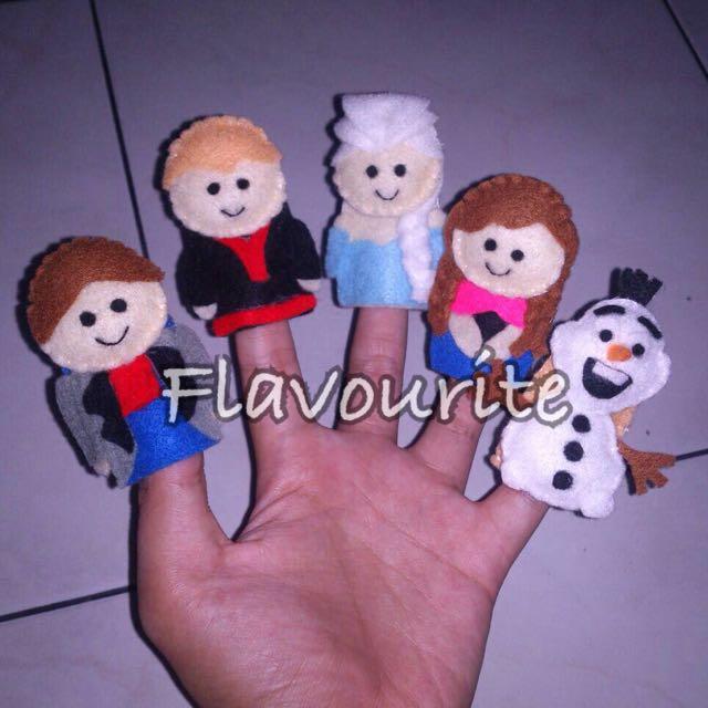 Boneka Jari Frozen 2db6cadc45