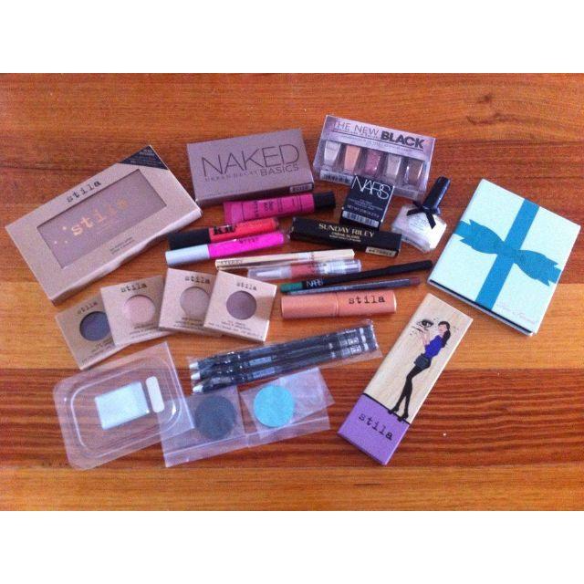 Brand New Makeup, Cosmetics & Nailpolish- Mecca, Nars, Stila, Too Faced, Urban Decay, Sunday Riley etc