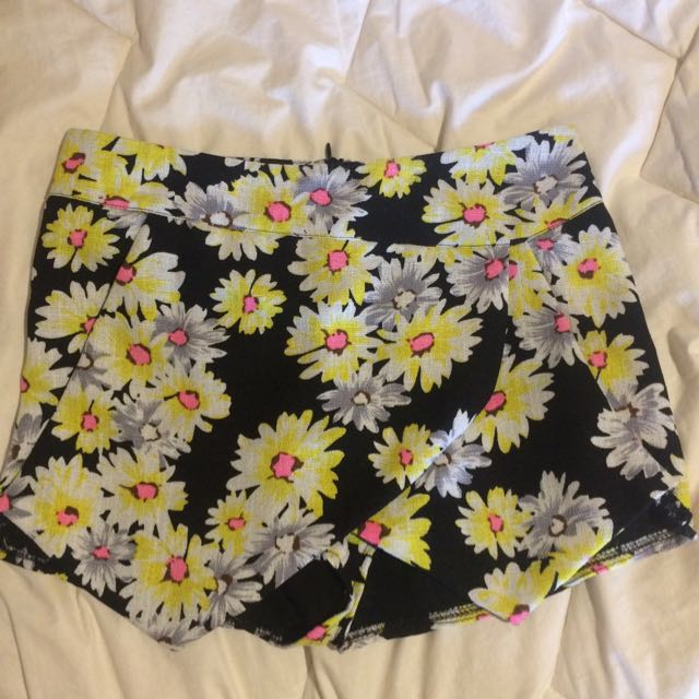 Floral Party Skirts