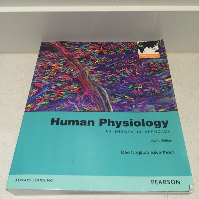 Human Physiology 6th Ed Silverthorn