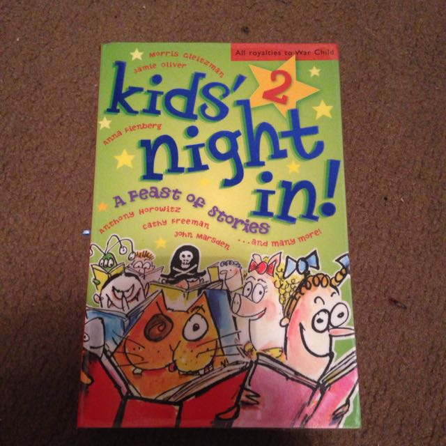 Kids Night In: A Feast Of Stories