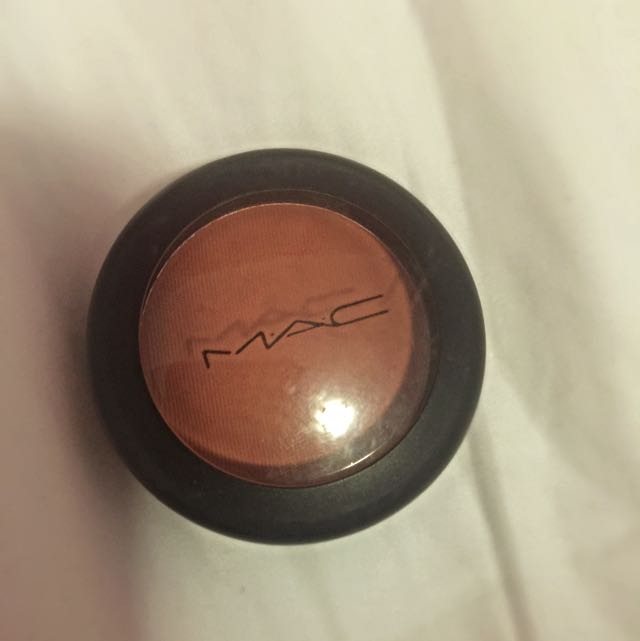 Mac Matte Blush- Coppertone