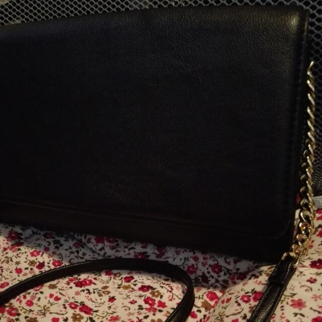 New H&M Black Purse