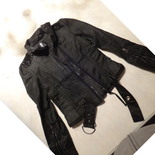 Nude Lucy Biker Jacket/Size S