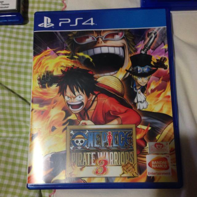 One Piece Pirate Warriors 3 (English Version)