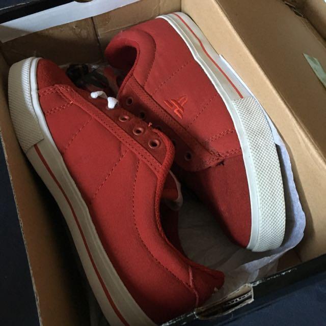 Rare Fallen Shoes