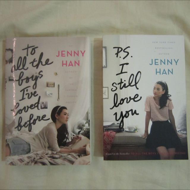 Too All The Boys I've Loved Before Trilogy