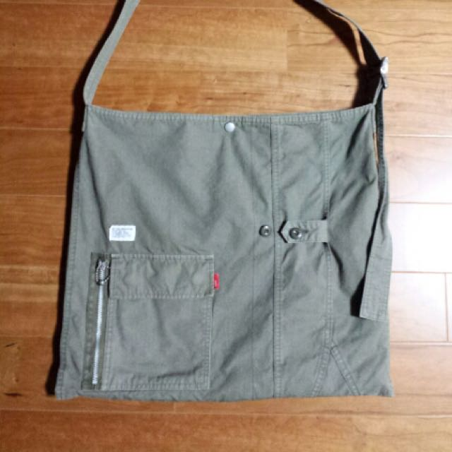Wtaps 11aw Jungle Pep Bag