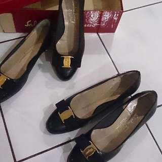 bcf30bcc80c6 Authentic Preloved Salvatore Ferragamo Shoes!