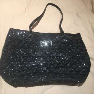 Guess Sequin Bag free shipping with tracking