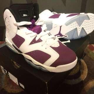 Air Jordan 6 Retro Grape