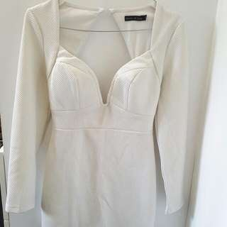 Long Sleeve Dress Size 8