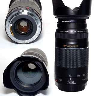 Canon 75-300 Usm Mk 3