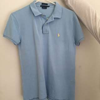 Ralph Lauren Classic Fit Polo, Size Small