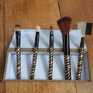 FREE!! Makeup Brush Set
