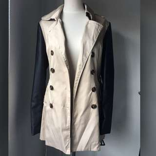 Trench coat Size 12
