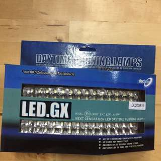 Day Running Lights 28 Led (curved)