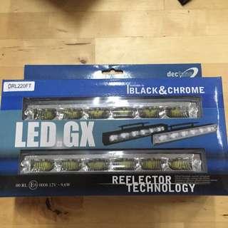 Dectane High Powered Led Day Running Lights
