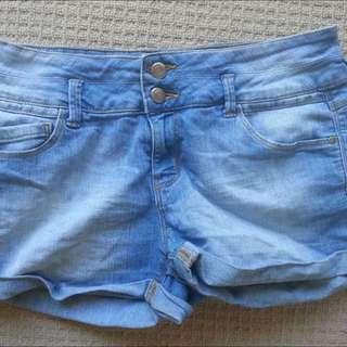 Size 10 - Short Shorts
