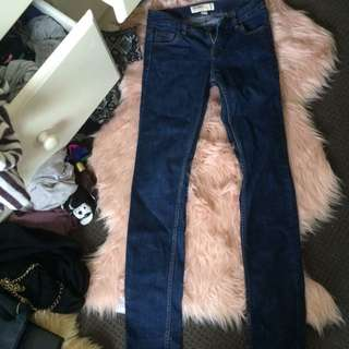 just jeans high rise slim leg size 6 price negotiable