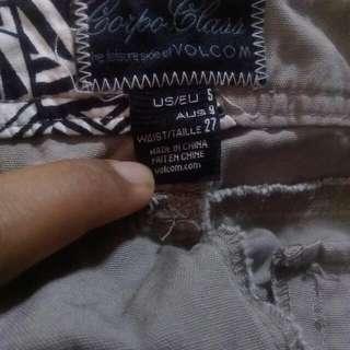 Authentic Volcom Pants