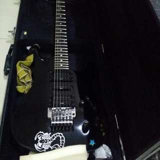 Ibanez Electric Guitar Made In Japan 450s