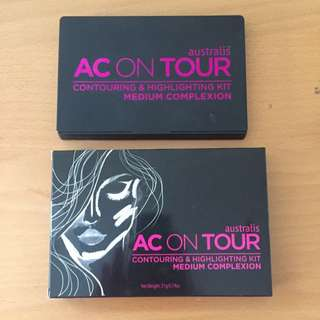 """Australia AC On Tour Powder Contour Kit """"medium"""""""