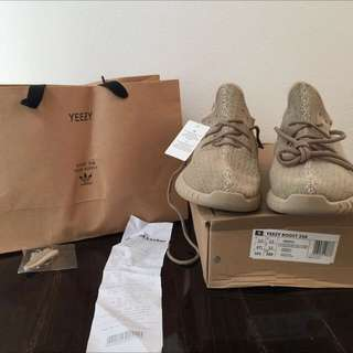 Adidas Yeezy Boost 350 Oxford Tan Size 12.5