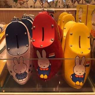 米菲兔Miffy 存錢筒共三款