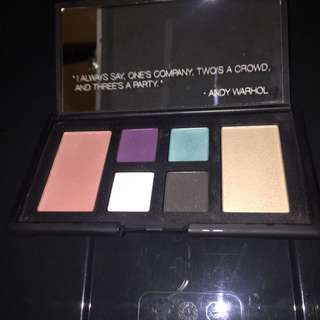 NARS Debbie Harry Eye And Cheek Palette