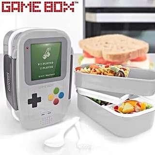 便當盒Game Boy黑白任天堂遊戲機